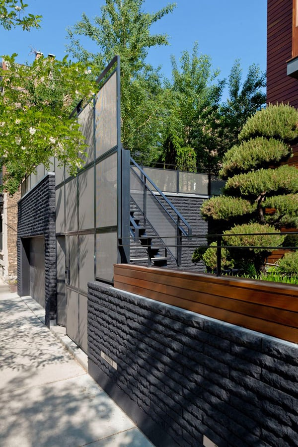 Chicago Residence-Dirk Denison Architects-07-1 Kindesign