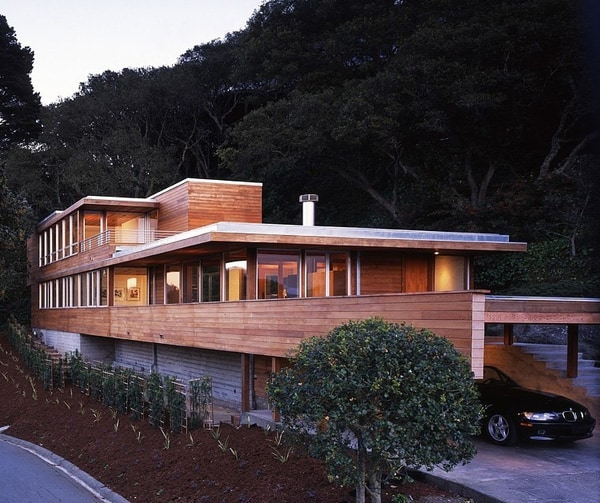 featured posts image for Stunning modern property in Sausalito: Conrad Residence
