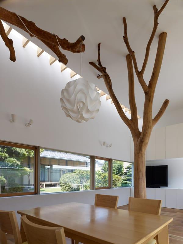 Garden Tree House-Hironaka Ogawa Associates-02-1 Kindesign