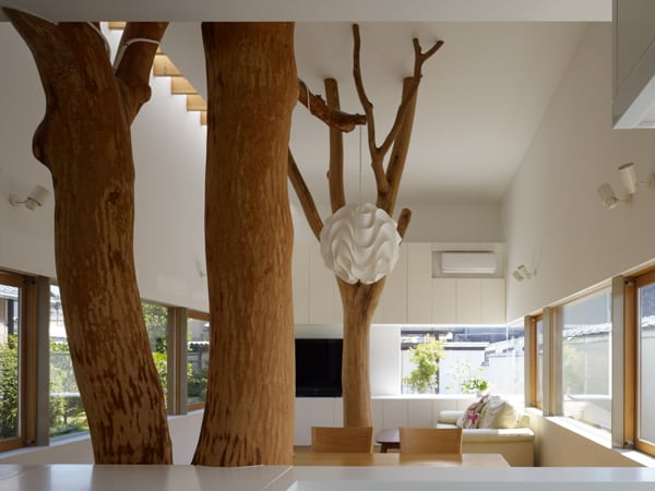 Garden Tree House-Hironaka Ogawa Associates-06-1 Kindesign