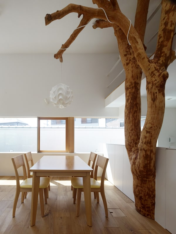 Garden Tree House-Hironaka Ogawa Associates-09-1 Kindesign