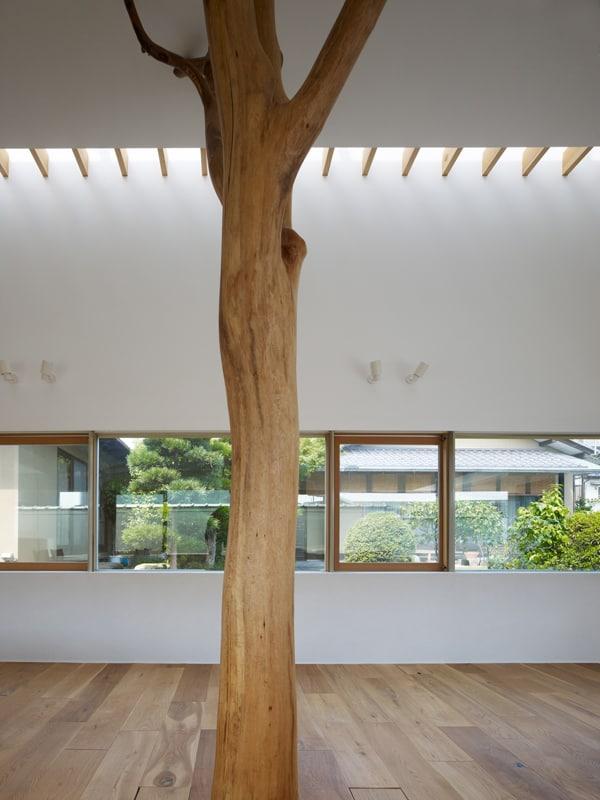 Garden Tree House-Hironaka Ogawa Associates-10-1 Kindesign