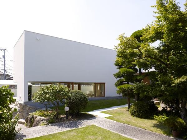 Garden Tree House-Hironaka Ogawa Associates-13-1 Kindesign