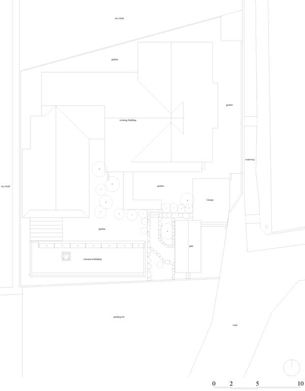 Garden Tree House-Hironaka Ogawa Associates-17-1 Kindesign