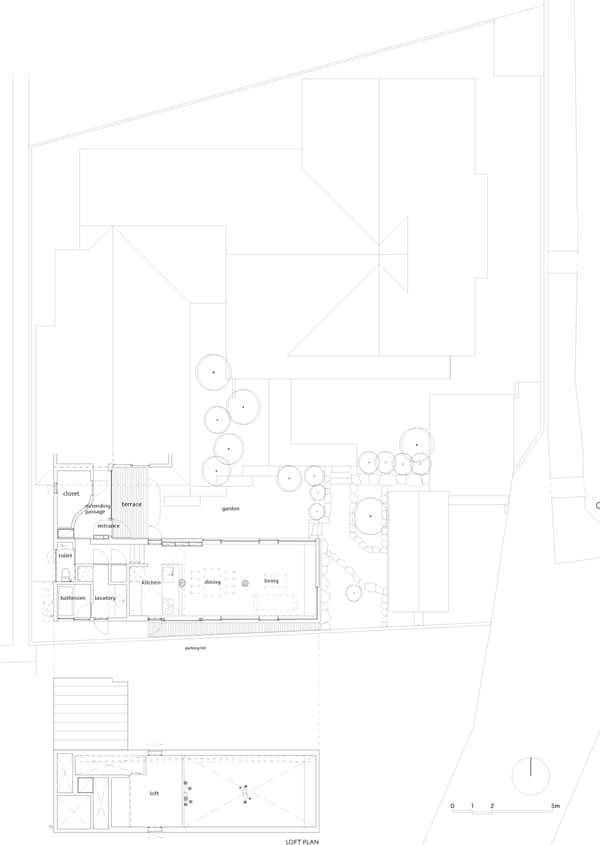 Garden Tree House-Hironaka Ogawa Associates-18-1 Kindesign