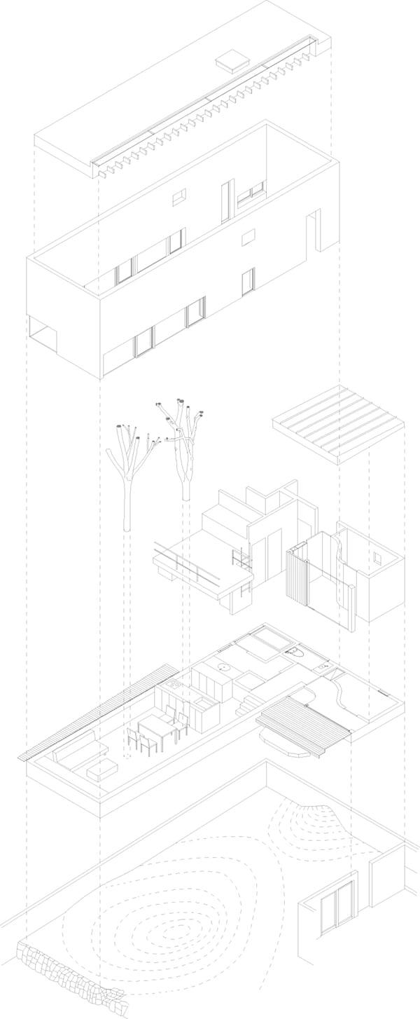 Garden Tree House-Hironaka Ogawa Associates-21-1 Kindesign