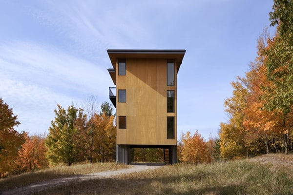 Glen Lake Tower-Balance Associates Architects-02-1 Kindesign