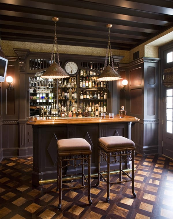 Home Bar Design Ideas-10-1 Kindesign
