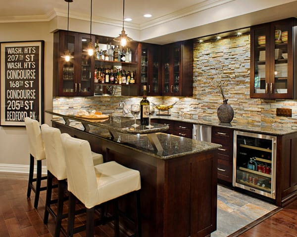 Home Bar Design Ideas-11-1 Kindesign
