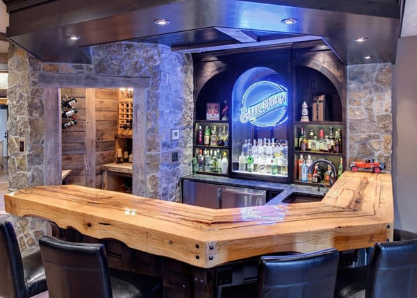 Home Bar Design Ideas-12-1 Kindesign