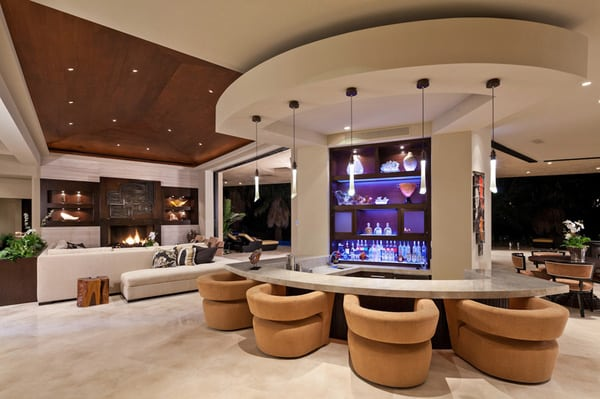 Home Bar Design Ideas-13-1 Kindesign