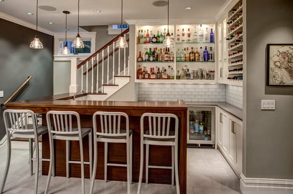 Home Bar Design Ideas-16-1 Kindesign