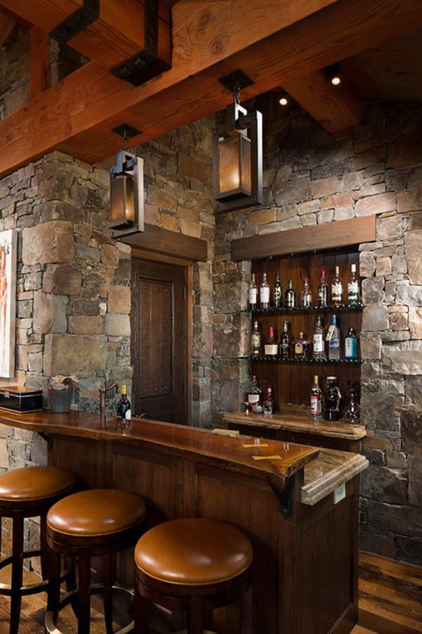 Home Bar Design Ideas 28 1 Kindesign