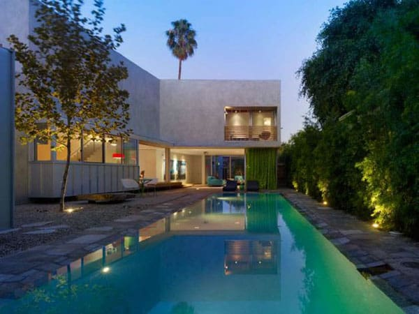 featured posts image for Contemporary California Living: Norwich Drive Residence