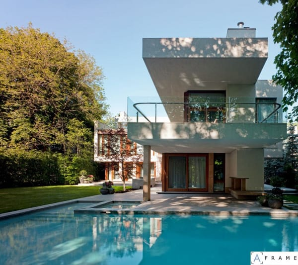 Ravine Residence-Hariri Pontarini Architects-05-1 Kindesign