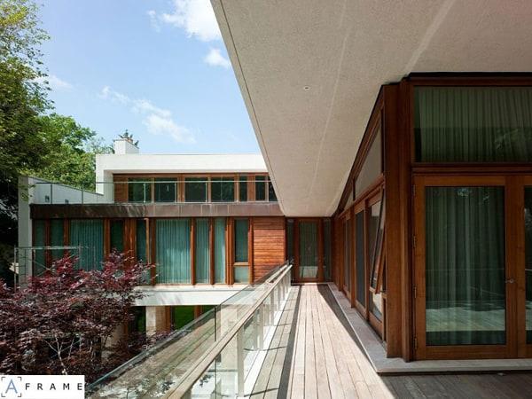 Ravine Residence-Hariri Pontarini Architects-06-1 Kindesign