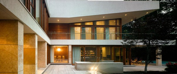 Ravine Residence-Hariri Pontarini Architects-07-1 Kindesign