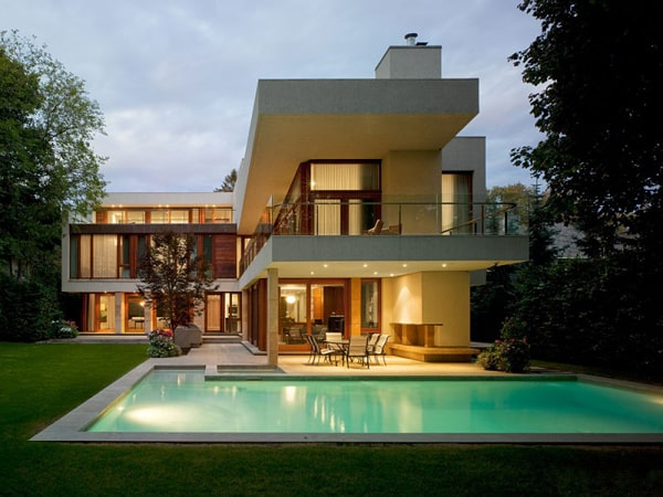 Ravine Residence-Hariri Pontarini Architects-08-1 Kindesign