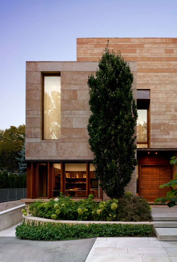 Ravine Residence-Hariri Pontarini Architects-16-1 Kindesign
