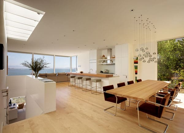 Sausalito Hillside Remodel-Turnbull Griffin Haesloop Architects-01-1 Kindesign