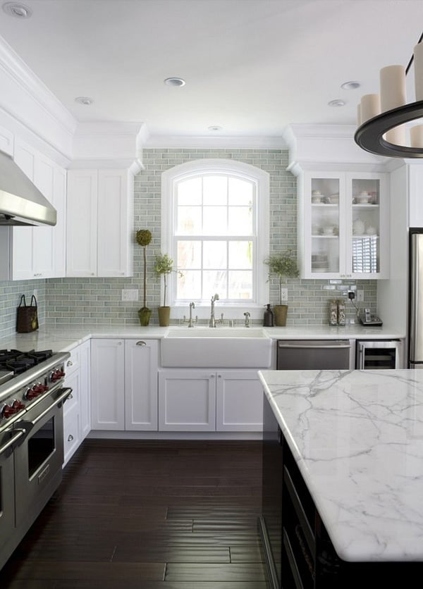 featured posts image for 47 Absolutely brilliant subway tile kitchen ideas