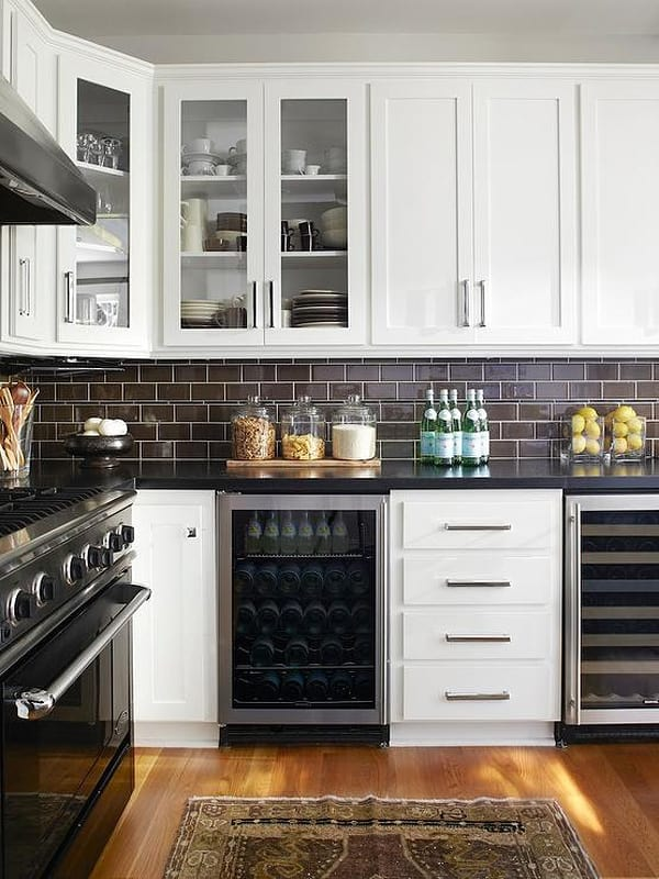Subway Tile Kitchen Ideas-02-1 Kindesign