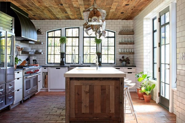 Subway Tile Kitchen Ideas-12-1 Kindesign