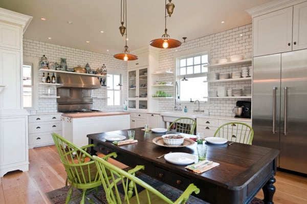 Subway Tile Kitchen Ideas-35-1 Kindesign