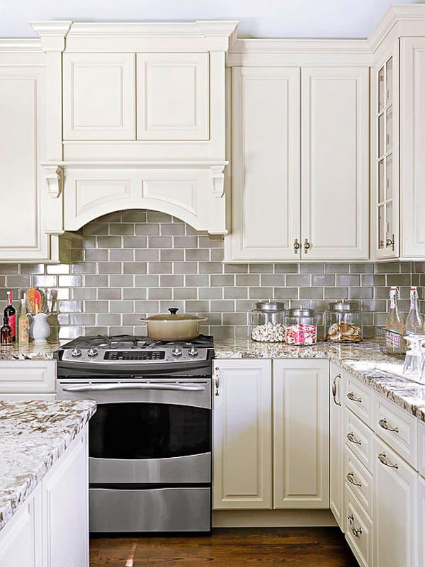 47 Absolutely Brilliant Subway Tile Kitchen Ideas