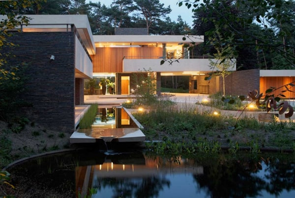 featured posts image for Contemporary Residence in The Netherlands: The Dune Villa