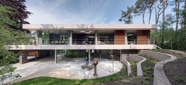 The Dune Villa-HILBERINKBOSCH Architects-06-1 Kindesign
