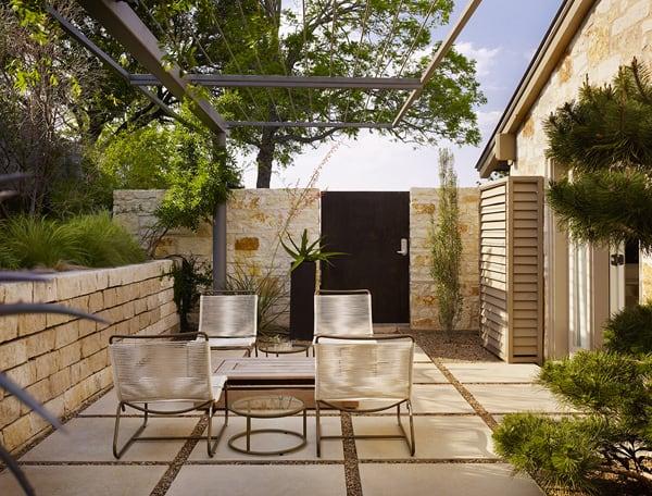 Westlake Ranch House-10-Shiflet Group Architects-1 Kindesign