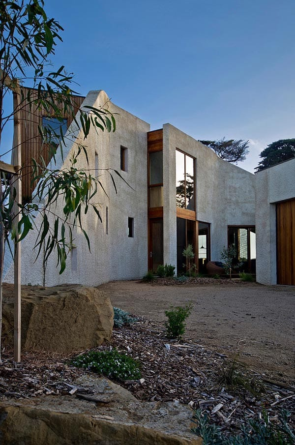 13th Beach Brick House-Auhaus Architecture-01-1 Kindesign