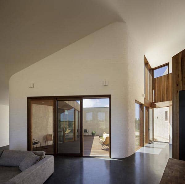 13th Beach Brick House-Auhaus Architecture-04-1 Kindesign