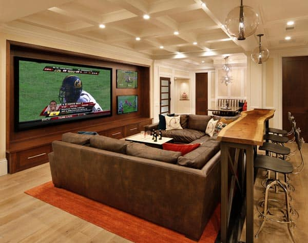 featured posts image for 60+ Basements transformed into spaces you may never want to leave