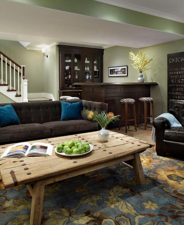 Designer Basements: 60+ Basements Transformed Into Spaces You May Never Want