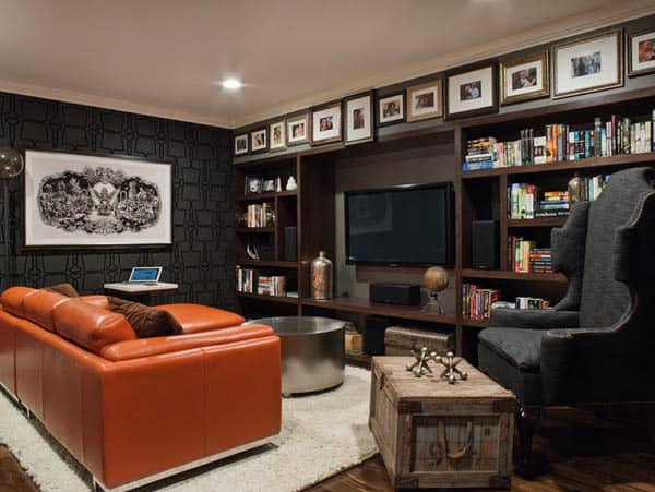 Basement Design Ideas-34-1 Kindesign