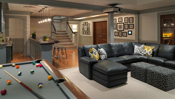 Basement Design Ideas-51-1 Kindesign