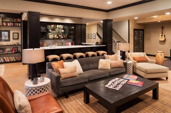 Basement Design Ideas-59-1 Kindesign