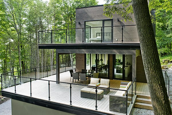 Chalet Lac Champlain-Atelier BOOM TOWN-10-1 Kindesign