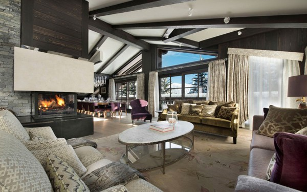 featured posts image for Chalet Le Coquelicot in Courchevel 1850, French Alps