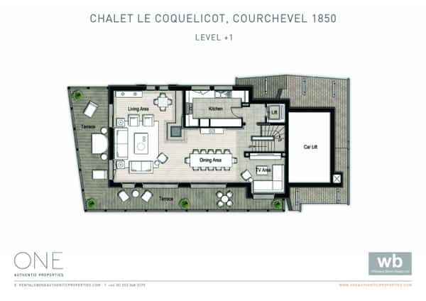 Chalet Le Coquelicot-Wilkinson Beven Design-32-1 Kindesign