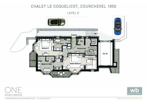 Chalet Le Coquelicot-Wilkinson Beven Design-33-1 Kindesign