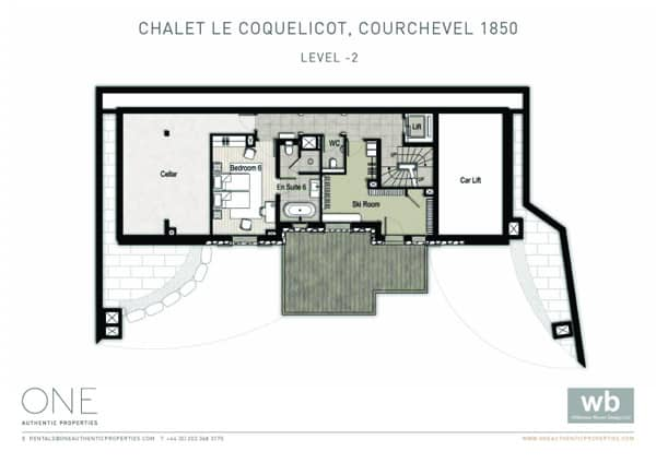 Chalet Le Coquelicot-Wilkinson Beven Design-35-1 Kindesign