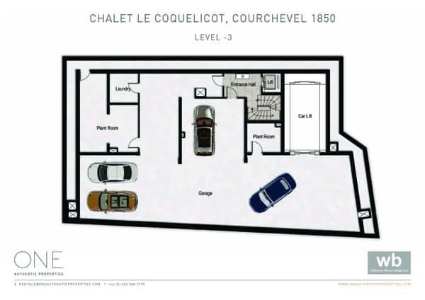 Chalet Le Coquelicot-Wilkinson Beven Design-36-1 Kindesign