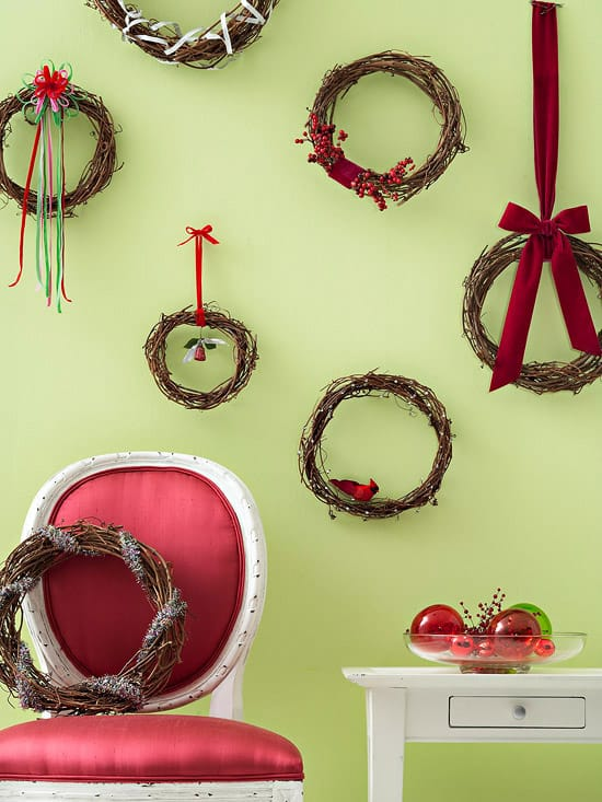Christmas Decorating Ideas for Small Spaces-09-1 Kindesign