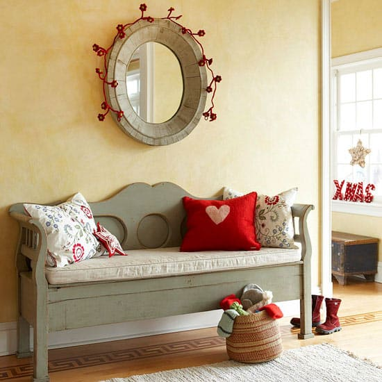 Christmas Decorating Ideas for Small Spaces-14-1 Kindesign