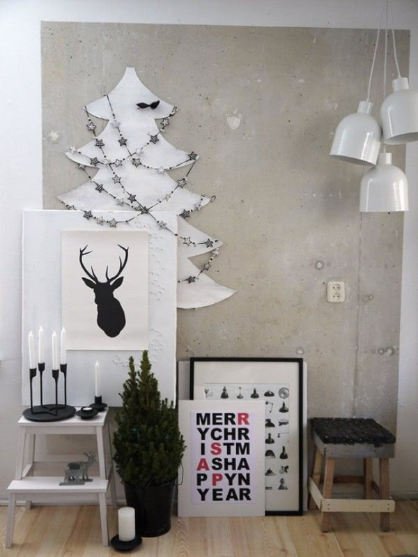 christmas decorating ideas for small spaces 17 1 kindesign - Christmas Decorations For Small Spaces