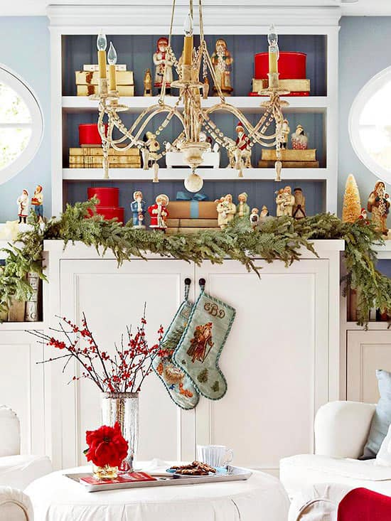 40 Fascinating Christmas Decorating Ideas For Small Spaces