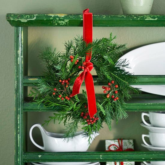 Christmas Decorating Ideas for Small Spaces-34-1 Kindesign
